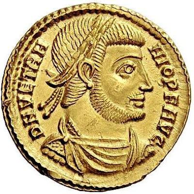 CONSTANTIVS-11 الإمبراطور قنسطنطينوس الثاني