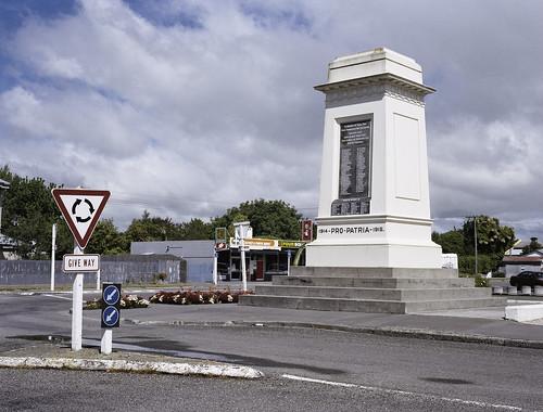 Rakaia Cenotaph