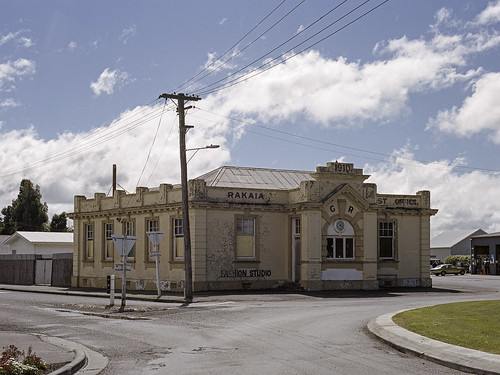Rakaia, Former Post Office
