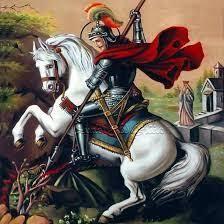 الشهيد العظيم جورجيوس الكبادوكي [ مارجرجس الروماني ]
