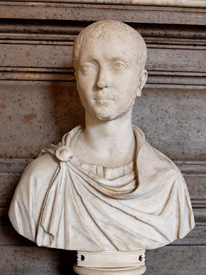 8 - الإمبراطور الروماني سبتيموس سفيروس  [ 222م - 238 م ]