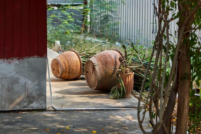 Bangkok – Tired pots