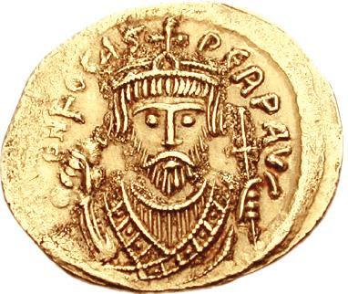 الإمبراطور فوقا - Phocas
