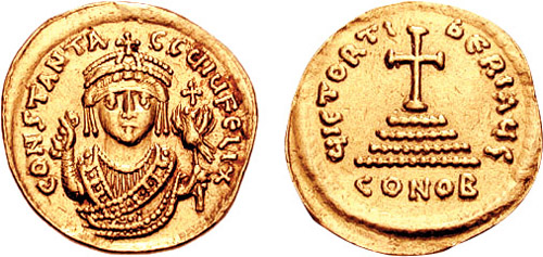 الإمبراطور تيبيريوس الثاني - Tiberius II