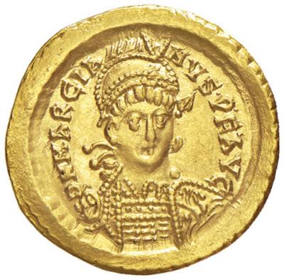 Marcian - الإمبراطور مركيان