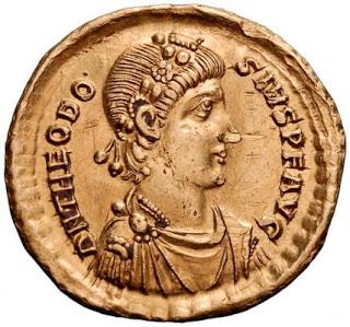 Theodosius I the Great - الامبراطور ثيؤدوسيوس الأول