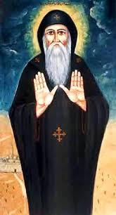 القديس الأنبا مقار الكبير [ 300 م - 392م ]