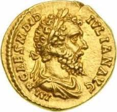 3 - الإمبراطور الروماني ديديوس جوليان [ 193 م - 193 م ]