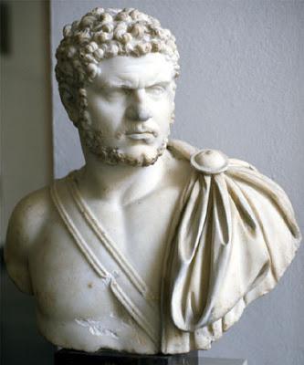 6 - الإمبراطور الروماني كاركلا [ 211 م - 217 م ]