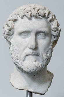 الإمبراطور أنطونيوس بيوس