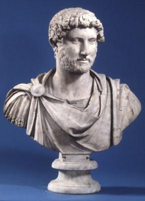 2- الإمبراطور الروماني هادريان [ 117 م - 139م ]