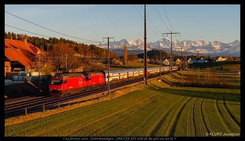 Re 460 032 - Ostermundigen