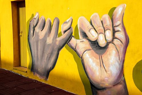 Street Art - Puerto del Rosario
