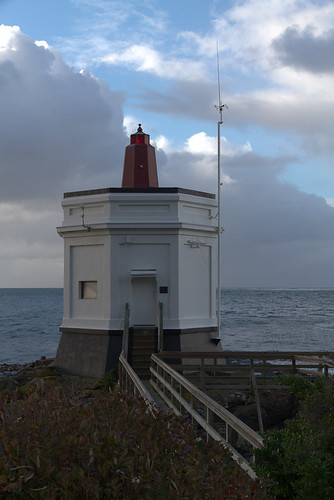 Bluff - Stirling Point Lighthouse / New Zealand