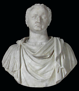 10 - الإمبراطور الروماني تيطس ( 79 م - 81 م ).