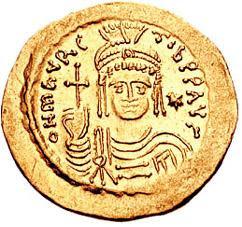الإمبراطور موريسيوس  - MAURICVS