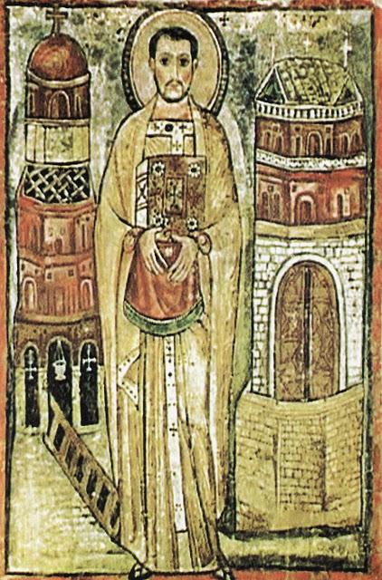 35 - البابا داميان (البابا داميانوس) - Damian