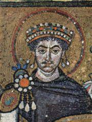 الإمبراطور جيستنيان الأول