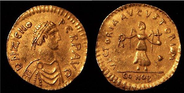 67 – الإمبراطور زينو -  Zeno