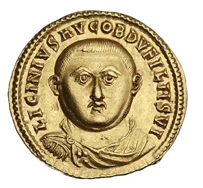 الإمبراطور ليسنيوس - Licinius