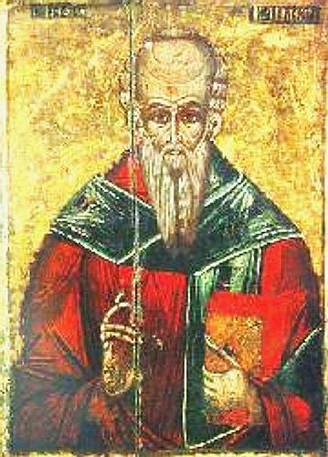 القديس إكليمندس الأسكندري