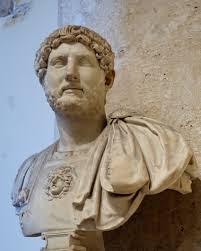 الإمبراطور الروماني هادريان [ 117م - 139م ]