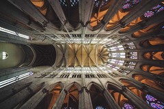 Cathedral of Saint Peter of Beauvais Interior