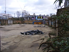Former Hope Chemical Works Site, Wallis Road E9
