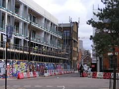 Wallis Road construction  E9