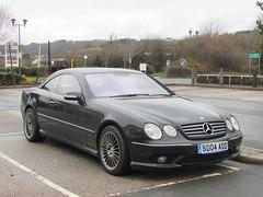 Mercedes- Benz CL-Class