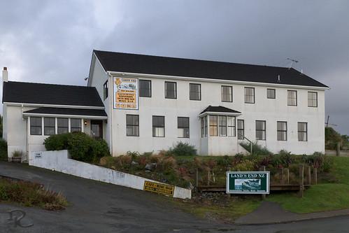 Bluff - Land's End / New Zealand