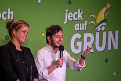 Politischer Aschermittwoch 2020 mit Claudia Roth
