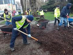 Maintenance Crew at Denny Park