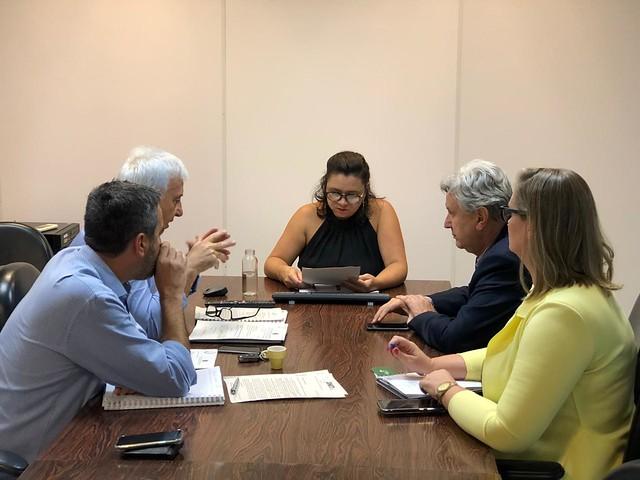 21/02/2020 Audiência FEPAM sobre licenciamento ambiental da ponte Rio Ibicuí