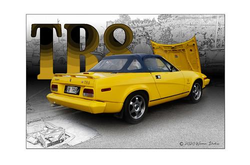 Triumph TR8 (1980)