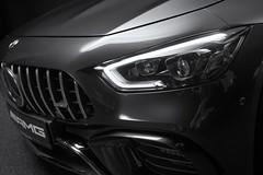 AMG GT63S  in Black/white