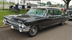 1961 Cadillac Series 75 Fleetwood