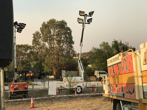 ACT State Emergency Service | Lighting Operations Trailer