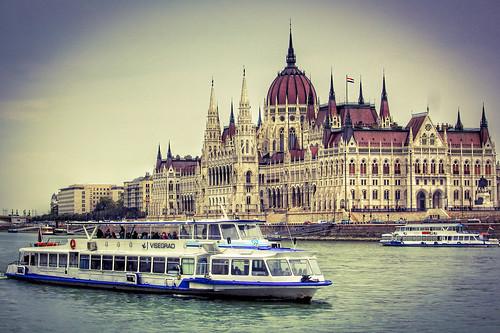 Budapest Parliament 💕⛴��