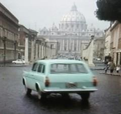 Classic 1960s Rome