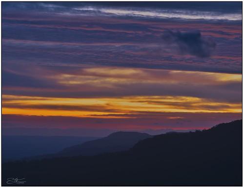 Depth of Sunset...