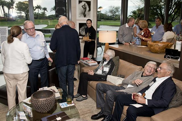 Birthright Israel Foundation St. Andrews Club Event
