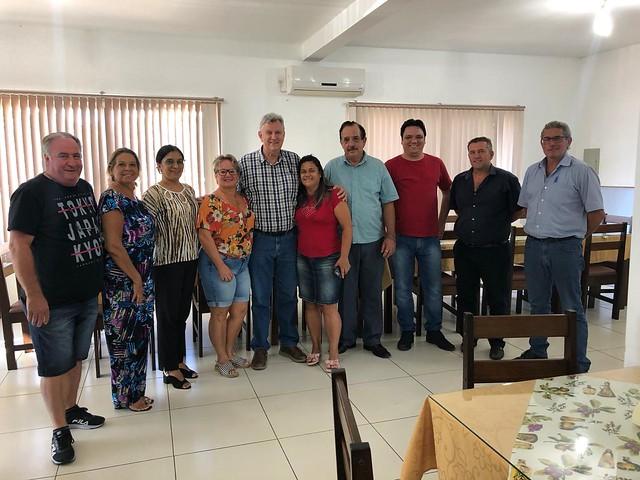 26/02/2020 Reunião Progressista em São Vicente do Sul