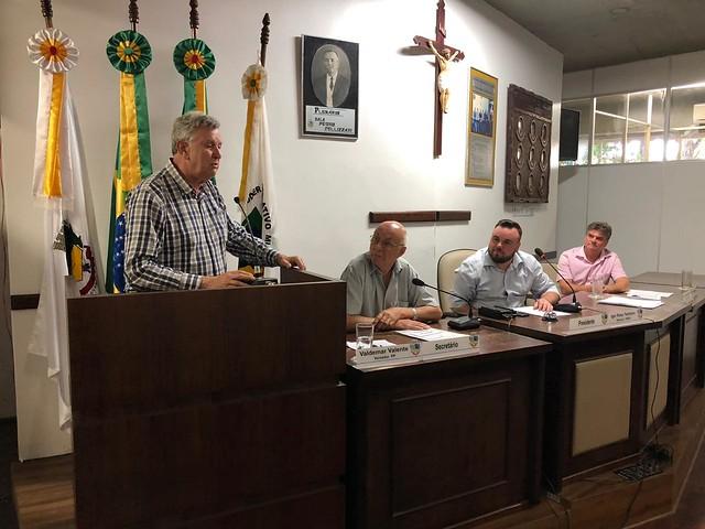 26/02/2020 Sessão Câmara de Vereadores de Jaguari