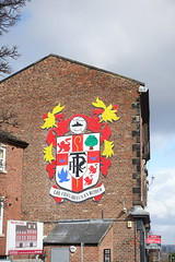 Tranmere Rovers F.C. crest.