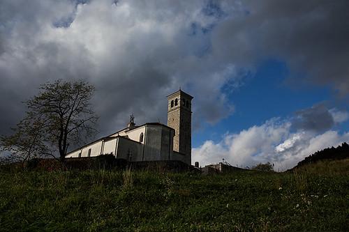 chiesa a Clauzetto
