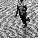 Cobble street dash by Trevor Chapman