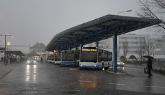 Heerbrugg Station - Bus Terminal