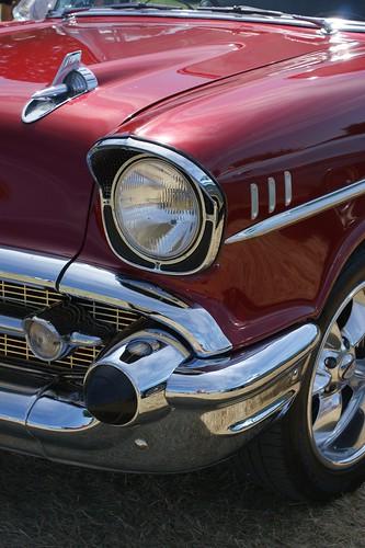1957 Chevy Bel Air (3) - detail