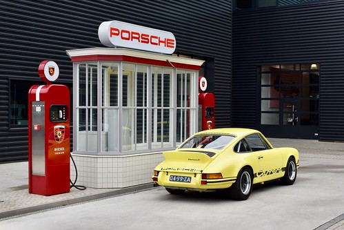 Classic Porsche Carrera